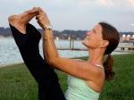 yoga boat infloat